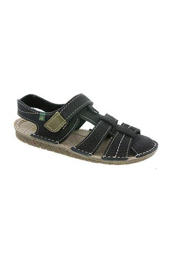 el naturalista chaussures garçon de couleur noir