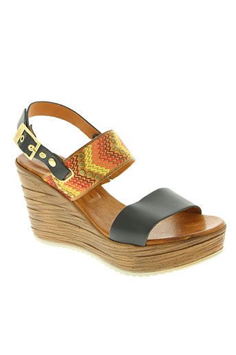 mlv chaussures femme de couleur marron