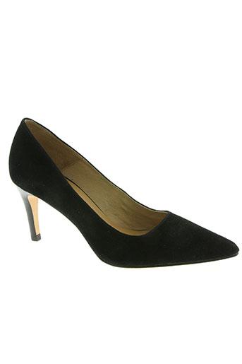 fugitive by francesco rossi chaussures femme de couleur noir