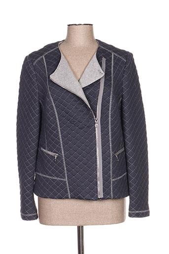 Veste casual bleu GERRY WEBER pour femme