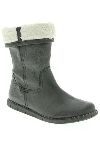 nice chaussures femme de couleur gris
