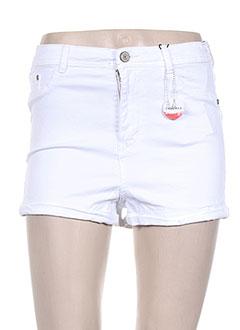 Produit-Shorts / Bermudas-Femme-ALCOTT