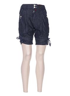 Produit-Shorts / Bermudas-Femme-HIGH