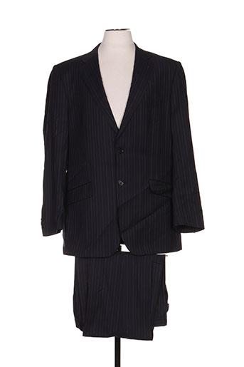 Costume de ville noir SMART pour homme