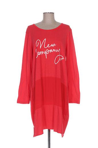 le streghe robes femme de couleur rouge