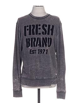 Produit-T-shirts-Homme-FRESH BRAND
