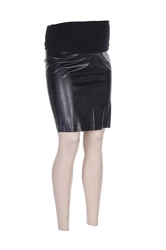 pietro brunelli jupes femme de couleur noir