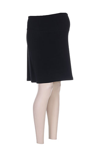 pomkin jupes femme de couleur noir