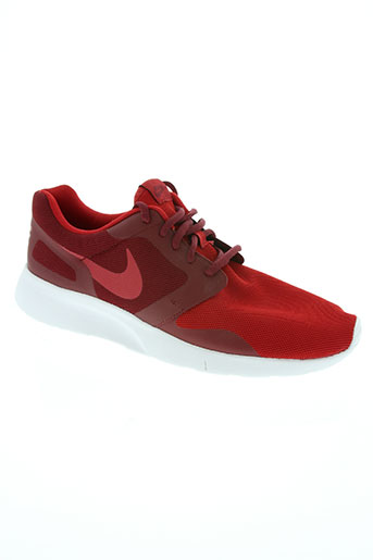 nike chaussures homme de couleur rouge