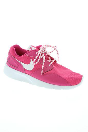 nike chaussures femme de couleur rose
