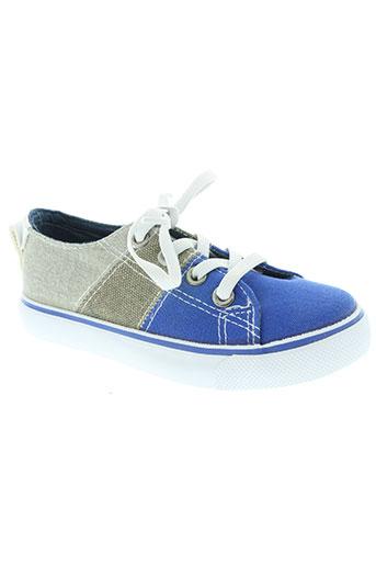 beppi chaussures garçon de couleur bleu