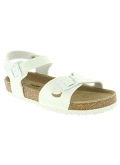Sandales/Nu pieds blanc BEPPI pour fille