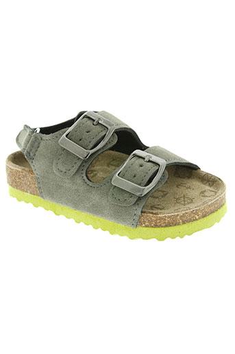 beppi chaussures enfant de couleur gris