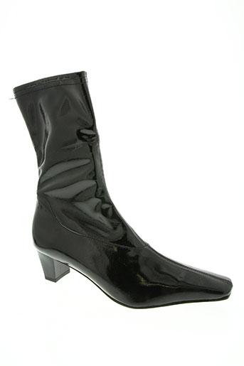 elizabeth stuart chaussures femme de couleur noir