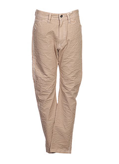 Pantalon casual beige DIESEL pour fille