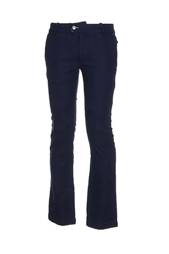 Pantalon casual bleu DIESEL pour fille