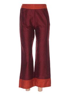 Produit-Pantalons-Femme-NID D'ABEILLE