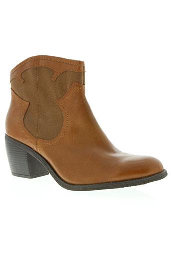 hush puppies chaussures femme de couleur marron