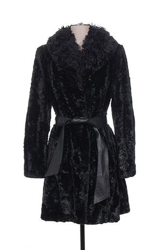 anton EFFI_CHAR_1 moda manteaux femme de couleur noir