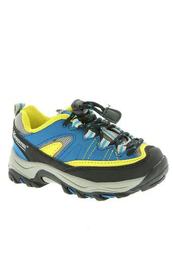 kimberfeel chaussures garçon de couleur bleu