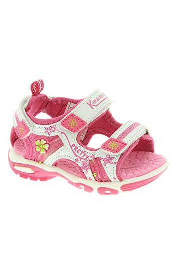 kimberfeel chaussures fille de couleur rose