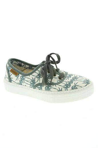 victoria chaussures fille de couleur vert