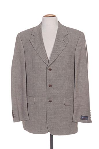 Veste casual gris PIERRE CARDIN pour homme