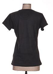 T-shirt manches courtes gris TPTK pour femme seconde vue