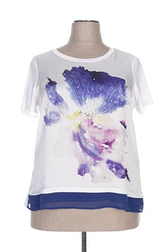 nayat chemises femme de couleur blanc