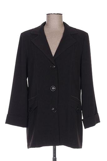 meja vestes femme de couleur noir