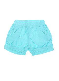 Short bleu BULLE DE BB pour fille