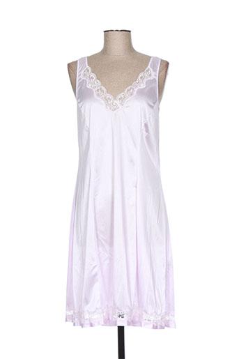 lingerie elizabeth jupes femme de couleur rose