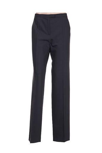 Pantalon casual gris CHRISTIAN LACROIX pour femme