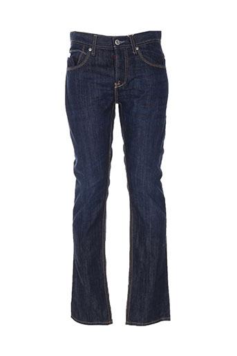 blend jeans homme de couleur bleu