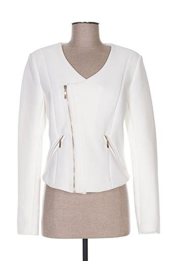 lucy EFFI_CHAR_1 co vestes femme de couleur blanc