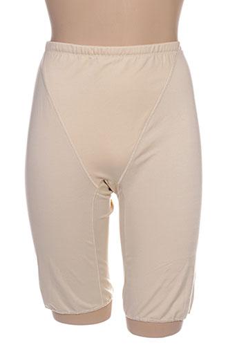 eclizia by lilly lingerie femme de couleur beige