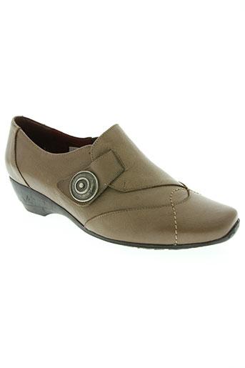 berccia chaussures femme de couleur marron