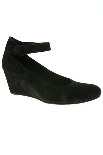 fee no men chaussures femme de couleur noir