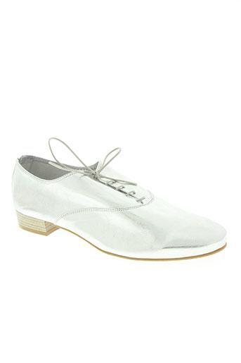 folie's chaussures femme de couleur gris
