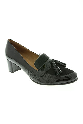 mikaela chaussures femme de couleur noir