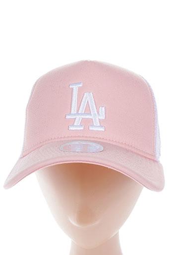 new era accessoires femme de couleur rose