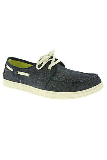 toms chaussures homme de couleur bleu