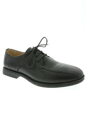 cool foot chaussures homme de couleur noir
