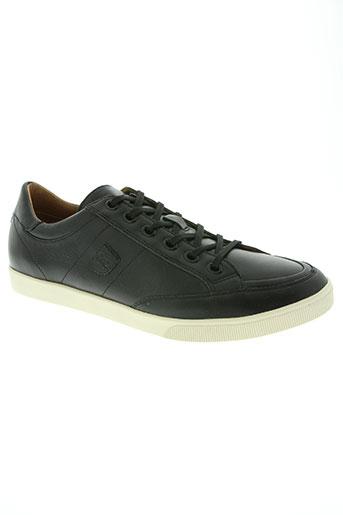 eden park chaussures homme de couleur noir