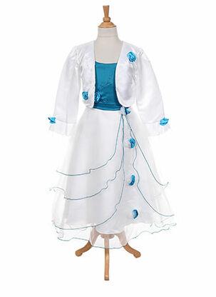 Veste/robe bleu LES VOILIERS pour fille