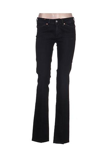 notify jeans femme de couleur bleu