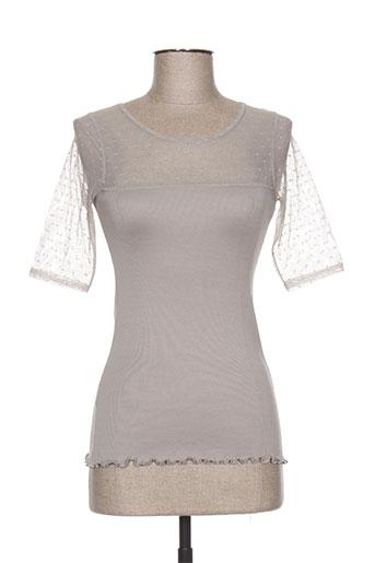 fraly chemises femme de couleur beige