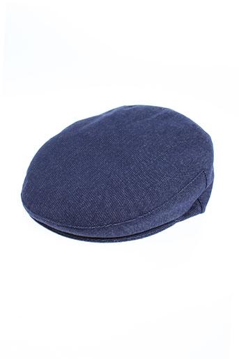 laboureur accessoires homme de couleur bleu