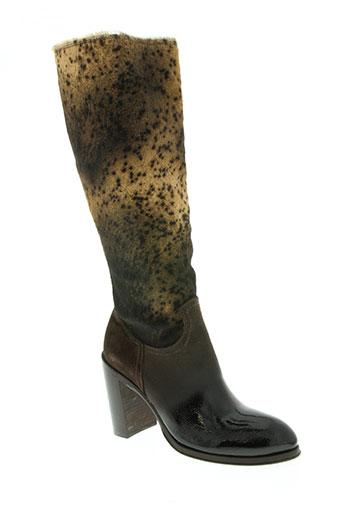 ghost chaussures femme de couleur marron