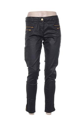Pantalon casual noir AMERICAN OUTFITTERS pour femme